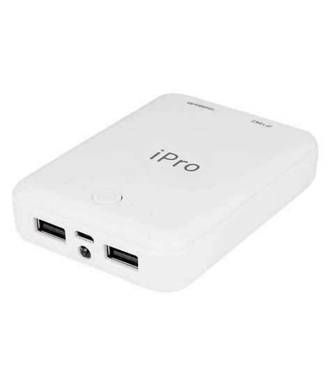 Power Bank Ipro Ipro 10400mah Powerbank For Smartphones Tablets With Led Buy Ipro 10400mah Powerbank For