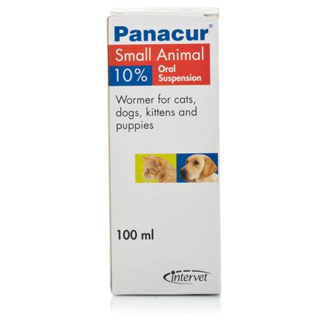 fenbendazole for dogs panacur 18 75 paste wormer