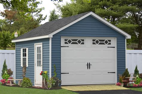 Car Garage Shed by Quality Single Car Garages From Sheds Unlimited