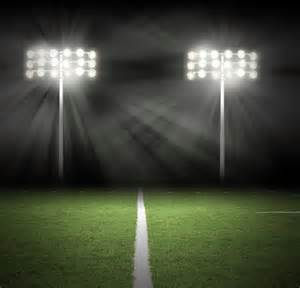 football lights west stokes high school band of excellence
