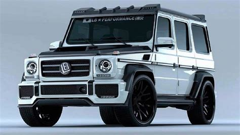 Mercedes G Class by New Suzuki Jimny Gets Turned Into Mercedes G Class