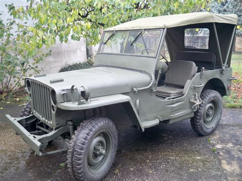 Jeep Manitoba Willys Mb Jeep