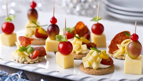 christmas canapes dairy council northern ireland
