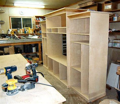 building new home design center forum how to make a rollout entertainment center free