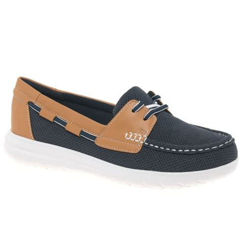 clarks boat shoes clarks jocolin vista women s boat shoes charles clinkard