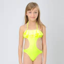 Little girl swimsuit bathing suit