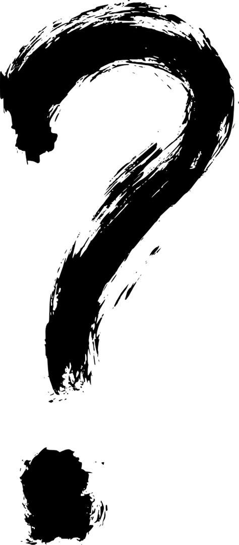 10 Grunge Question Mark (PNG Transparent) | OnlyGFX.com