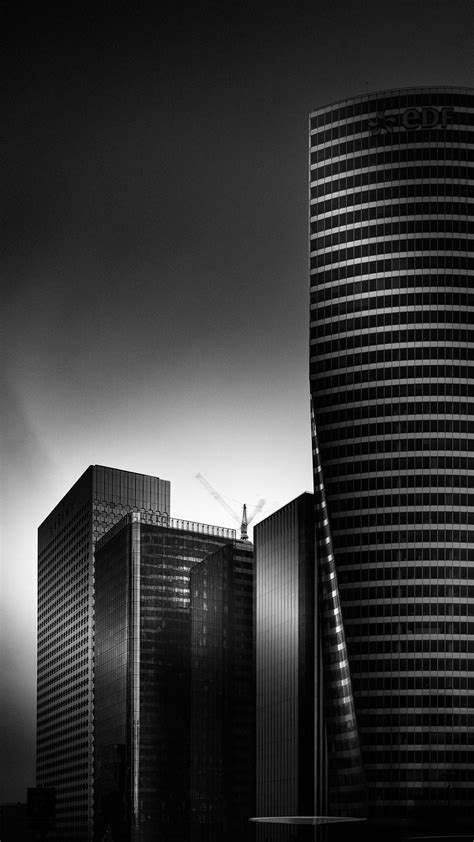 Arrow Wood Iphone 5 6 7 Plus Migcas black and white city office buildings iphone 6 plus hd