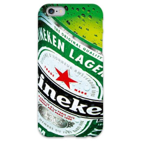 Heineken Iphone 4 4s cover heineken birra per iphone 3g 3gs 4 4s 5 5s c 6 6s