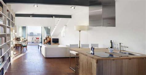 arredare cucina soggiorno come arredare una cucina con soggiorno design mag