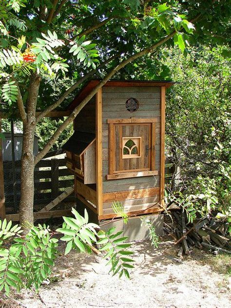 backyard outhouse 236 best outhouses images on pinterest sheds out house