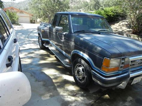 ford ranger dually 1989 ford ranger rollalong edition dually bestride