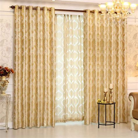 latest curtain styles 2016 new europe style curtains luxury jacquard curtains