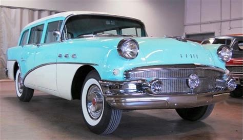 1956 buick station wagon for sale 1956 buick special estate wagon classiccars journal
