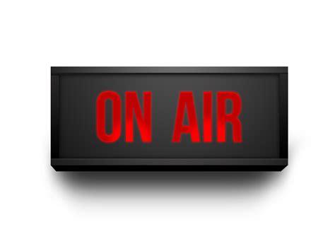 On Air In on air ish amateurradio