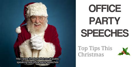 office party speeches office party public speaking
