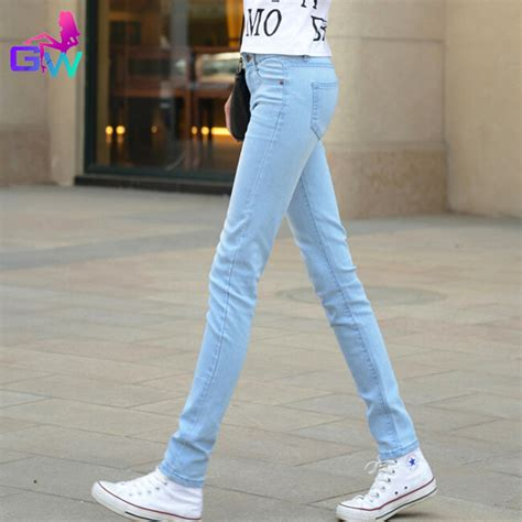 are colored skinny jeans in style 2015 pencil elasticity jeans women 2015 fashion skinny pants