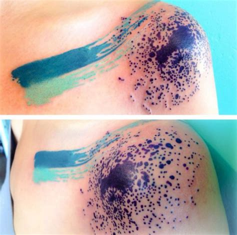 paint splatter tattoo 17 best ideas about paint splatter 2017 on