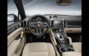 2015 Porsche Cayenne Interior 2015 Porsche Cayenne Turbo S Interior 1 2560x1600