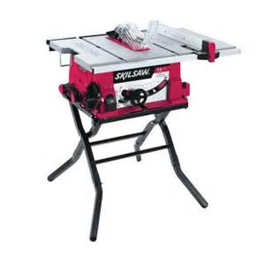 skil 15 10 in corded table saw with folding stand