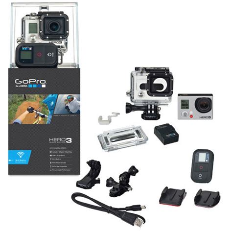Gopro Hero3 Black Edition Indonesia gopro hero3 black edition adventure comprar