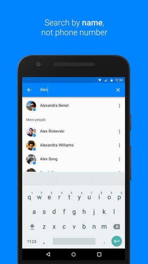 messenger apk messenger apk indir android mesajlaşma uygulaması mobil tamindir