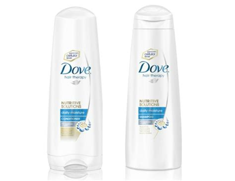 Sho Dove Hair Therapy review dove hair therapy nutritive solutions daily moisture babble