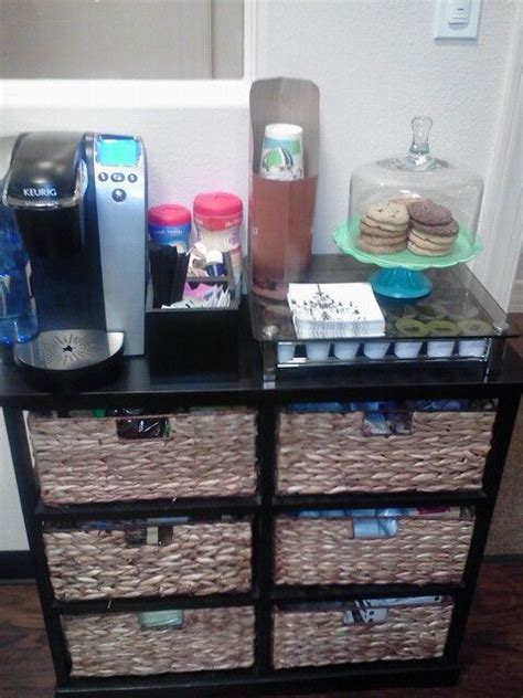office coffee station table create a home or office coffee station great