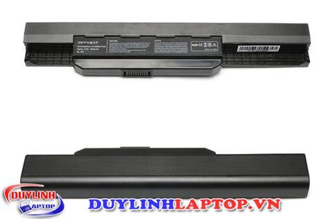 Pin Laptop Asus Chinh Hang pin asus k54c k54h k54hr k54hy k54l k54ly p43 p43e x44h ch 237 nh h 227 ng