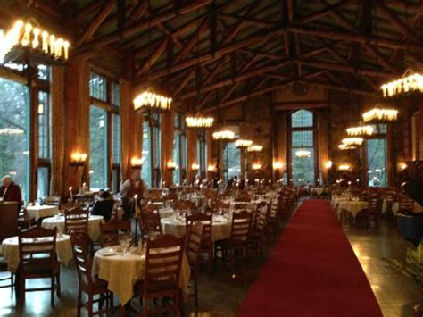 Ahwahnee Dining Room Reservations by