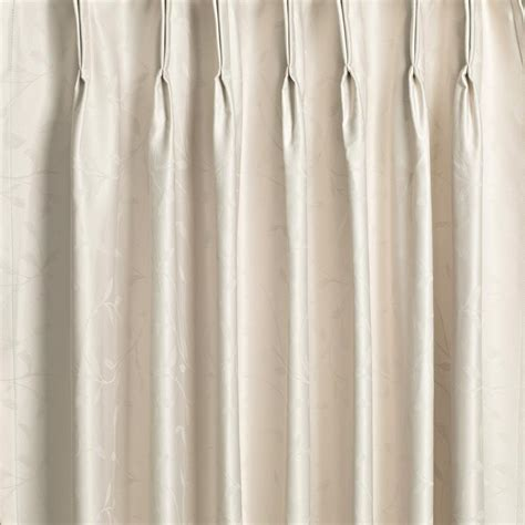 The perfect pair of pinch pleat curtains exclusive fabrics white orchid faux linen sheer