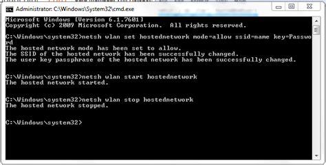 software untuk membuat hotspot di laptop cara membuat wifi hotspot di laptop tanpa software