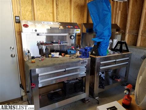 reloading work bench armslist for sale reloading work benches