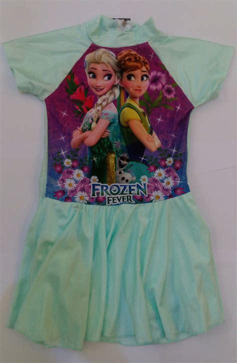 Baju Renang Anak Wanita baju renang anak karakter kartun tokoonline88