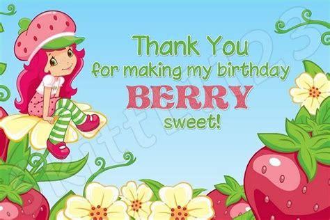 Printable Strawberry Shortcake Invitation Template Free Strawberry Shortcake Invitation Template Free