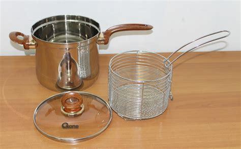 Multi Pot Alat Penggorengan Serbaguna 22 Cm jual grosir fry pan ceramic kitcheneeds