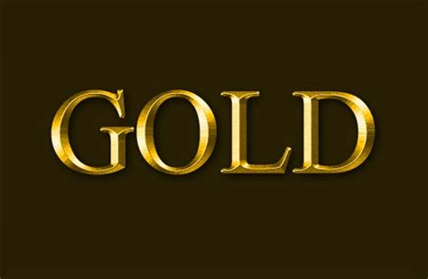 Gold Lettering Tutorial Photoshop | create a gold text effect in photoshop
