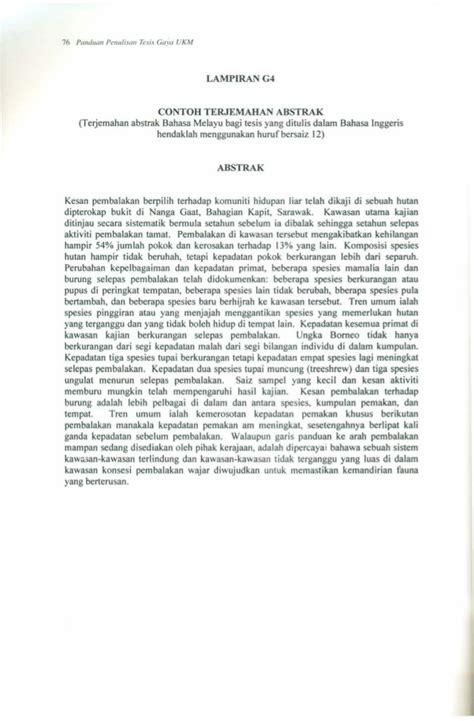 format laporan gaya ukm penulisan gaya ukm