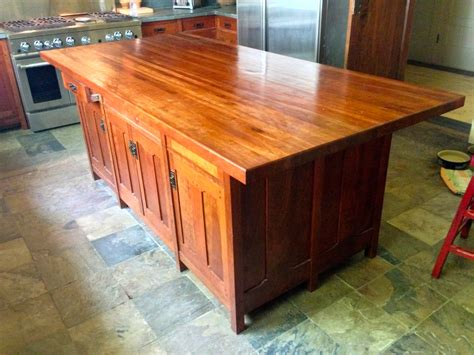 Arts And Crafts Kitchen Island Plans Craftsman Style Kitchen Cabinet Random Designs Inc