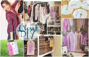 Diy Bedroom Decorating Ideas For Teens Diy Closet Organization Pinterest Inspired Youtube