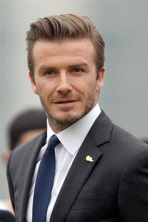 Beckham Frisur by David Beckham Frisur Stylen