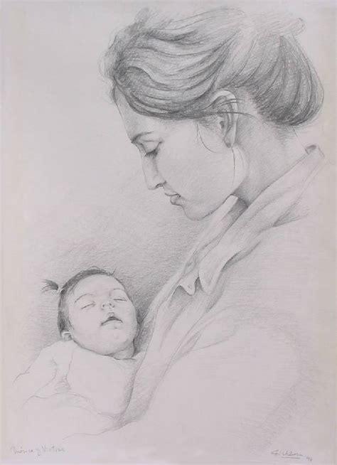 imagenes a lapiz para una madre m 243 nica y victoria elizabeth eichhorn artelista com