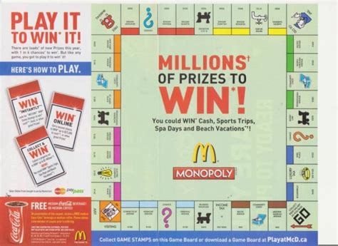 Instant Win Mcdonald Monopoly - 5 interestng facts and details that you don t know about mcdonald s