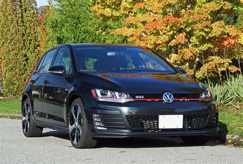 volkswagen gti cost 2015 volkswagen golf gti 5 door autobahn road test review