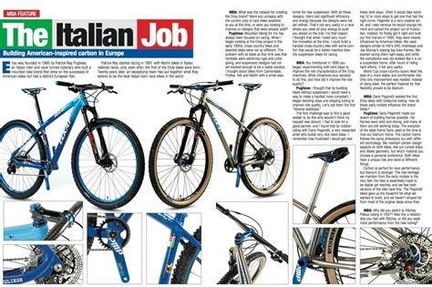 Mba Bike by Mba Bike Feature The Inside Story Of Elray Bikes With