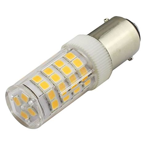 Led Light Contact by From Usa Reelco 2pcs Pack Ba15d Led Light Bulb 5watts