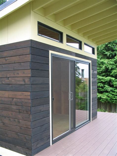 Modern Shed Seattle by A Modern Shed Modern Garden Shed And Building