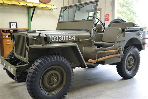 wwii jeep willys liberty his 43 wwii era willys jeep outdoors