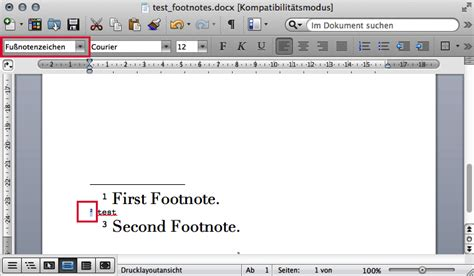 format all footnotes word scrivener and paragraph character styles in microsoft word