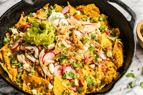 Easy Skillet Chicken Chilaquiles The Pioneer Woman